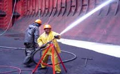 Limpieza minera e industria